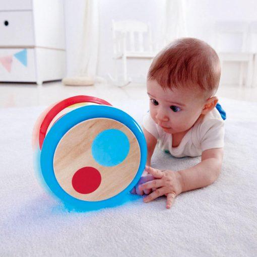 Tambor para bebé Hape
