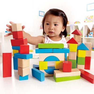 bloques construccion madera hape