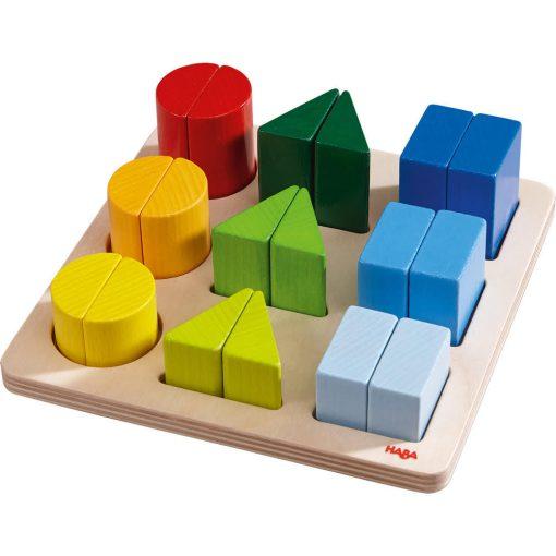 puzzle formas y colores