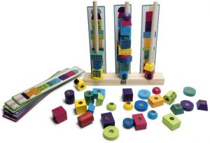 juego logica apilar bs toys