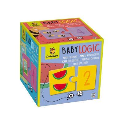 Baby Logic numeros y cantidad ludattica