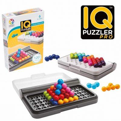 iqpuzzler pro ludilo smartgames