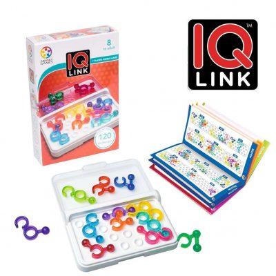 IQ link smartgames Ludilo
