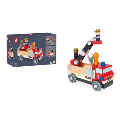 camion bomberos janod